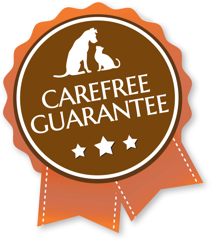 BloomingPaws Carefree Guarantee